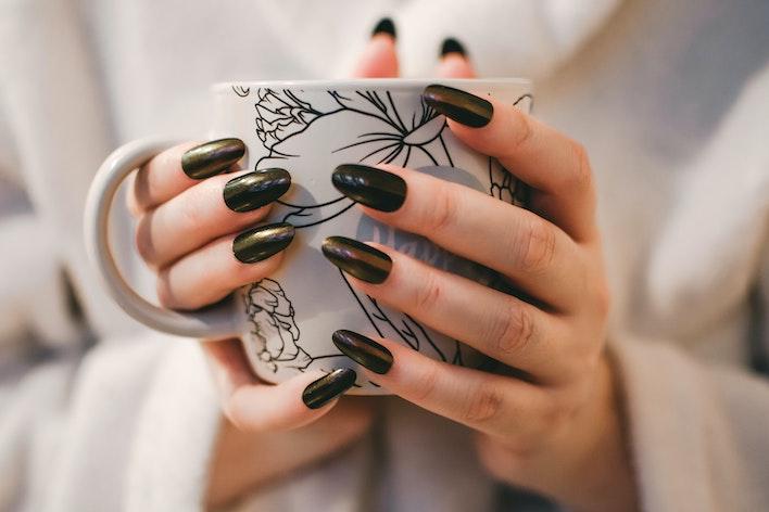 acrylic nail extensions at kiyosa japanese total beauty makati salon