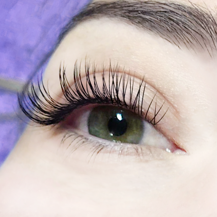 eyelash extensions by kiyosa japanese total beauty salon