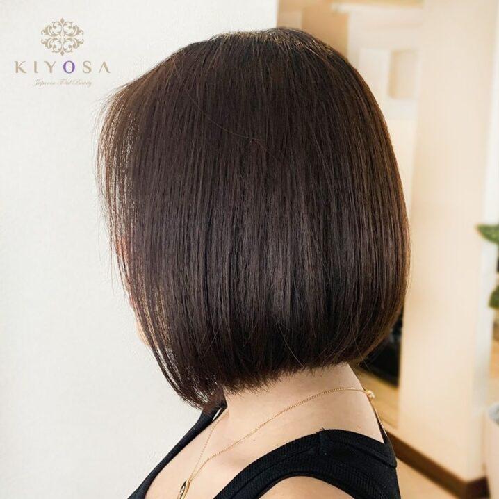 short hair at KIYOSA home service